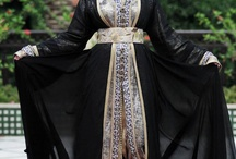 Arabic dress / Latest Arabic dress is cool and fashionable!!