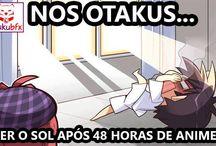 Orgulho de ser otaku