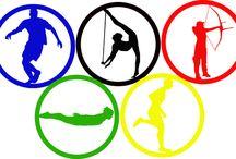 Olympics / by Tanya Hahn Dvorsky
