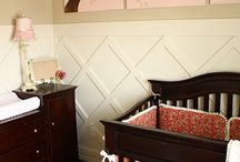 BABY ROOM IDEA / by Vincenza Iuele