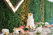 Wedding Dessert Stations