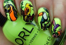 STAMPING ANIMAUX/OISEAUX