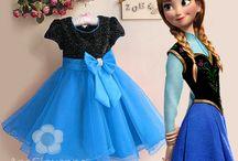 moldes e vestidos infantis