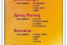 Juicing / by Laura Marie