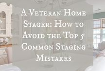 Moving On / Staging ideas