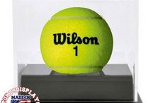 Tennis Ball Display Cases / Shop Our Selection Of Tennis Ball Display Cases.  From 1 To A 3 Ball Showcase.