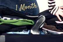Packing Like A Pro / Tips on how to pack for your semester abroad!