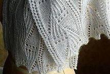 палантины, шарфы