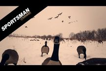 Watch Us on YouTube! / Sportsman Channel offers a variety of hunting, fishing and shooting segments on our YouTube page.  Be sure to subscribe to have access to new clips every day!
