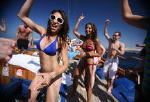 Párty plavby Chorvatsko / 8denní párty plavba na lodi po Jadranu pro mladé, s odjezdem ze Zadaru. Navštívíte nejznámější chorvatskou pláž Zrće s kluby a hudbou světově známých DJ!