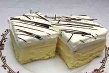 Řezy a dortíky