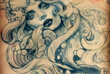 Divine Drawings
