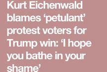 Political quotes - Anti Trumpism.