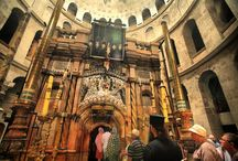 Time Travel to Christian Sites in the Holy Land / Join travelers from the 1800s on a journey through time to Christian sites of faith in the Holy Land