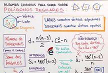 | ESTUDANDO MATEMÁTICA | / Resumos bem didáticos para tornar o estudo da matemática mais fácil e divertido.
