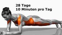 Übungen Muskeln