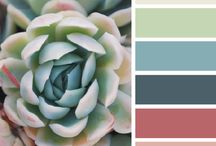 colour schemes / by Elaine Grandon
