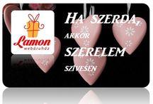 Ha szerda, akkor szerelem szívesen / Ha Szerda, akkor szerelem szívesen  LAMON Ajándékból a legjobbat A szívecske nem csak Valentin napon népszerű. A teljesség igénye nélkül összegyűjtöttük pár termékünket, aminél ez a motívum dominál. http://www.ajandek.shop.hu/ https://www.facebook.com/lamonajandek/