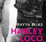 Harley Loco by Rayya Elias / by Bloomsbury Publishing