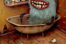 monsterish / by C Jo Dean