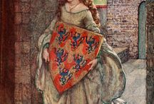 Art: Pre-Raphaelites, Brandywine, and Kind / by Andy Poole