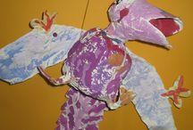 Детское творчество. / Творческие работы детей. Живопись,графика,скульптура,коллаж,бумажная пластика,декоративно-прикладное искусство......