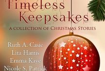 Timeless Keepsakes / The magic of Christmas is in the memories we hold dear and those precious treasures that remind us of the past. Join us as our Timeless Keepsakes take us on five remarkable journeys that heal old wounds, remind us of days gone by, play matchmaker, sweep us back in time and prove that love can conquer all.