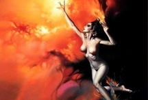 Boris Vallejo and Other Worlds