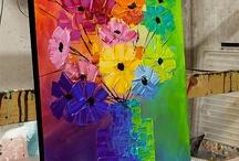 beautiful acrylic paintings
