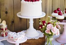 PARTIES + Girls Party Ideas / Styling inspiration and theme ideas for girl's parties