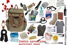 Zombie Survival Stuff / by Jo Johnson