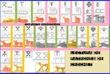 simboli crochet