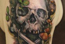 Tattoos / by Nicole Favro