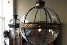 Lighting / A selection of lights and lanterns we at Plain English Design enjoy.