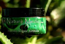 Nature Medic Arthritis Formula / Nature Medic's all natural Arthritis Recovery Formula has featured on Australian and USA TV. The Medicos and Patients are astounded by the results achieved in just 30 days.