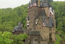 Germany / There are over 25,000 castles in Germany. Will I ever find them all??? / by Artstamper1