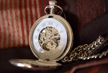 Pocket Watches for Him / by Mira Lowe