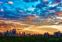 Fall in Love with Toronto / Fall in love with #Toronto over and over again  / by Trump Residences Toronto®