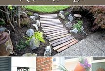 Garden/Backyard DIY's