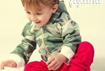 Winter · Babies / Bellos abrigos para bebés.