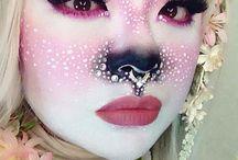 Intake make-up artist