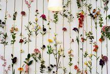 Kevät sisustus ideat
