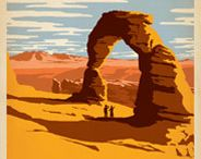 Art & Soul of America Prints / Classic American travel prints created by the friendly folks at ADG. / by Anderson Design Group