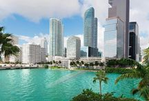 BRICKELL HEIGHTS-EXTERIOR / This tower has exceptional contemporary design and incredible amenity spaces. Get more information at: http://www.brickelllheights.com/