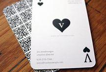 Business Card Design / by Georgina Taylor
