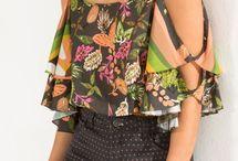 Design de blusas