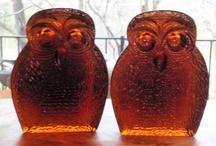 I love glass owls