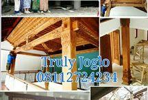 Villa di Bali, Rumah Joglo Ukir Geladak Jawa Gebyok Pintu Ukir di Pererenan Canggu Bali by Truly Joglo Kudus / We prepared and did all the installation & finishing of Carved Joglo column 25cm X 25cm X 600cm, Javanese wooden house  (Rumah Geladak), Carved Panels & Doors (Gebyok & Pintu Ukir) Info: Telp/Whatsapp:(+62)08112724234 Facebook: Arif Joglo Java Bali email:Truly.Arifsuryanto@Gmail.com Www.trulyjoglohouse.blogspot.co.id