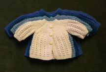 Layette tricot