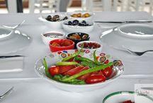 Harbiyiyorum Bozcaada / Our portfolio of Bozcaada Food